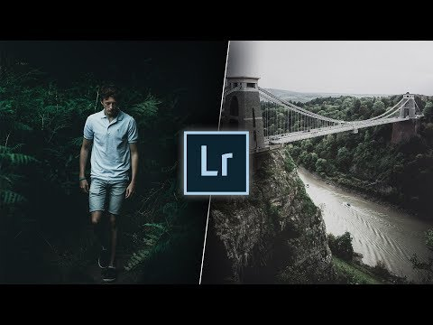 MOODY Instagram COLOURGRADE (DYLAN FURSTY) | MOODY | LIGHTROOM COLOURGRADE TUTORIAL