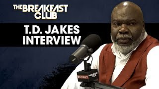 Bishop T.D. Jakes On His New Book