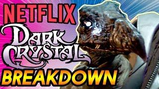 The Dark Crystal Prequel Teaser Breakdown + CGI vs. Animatronics Rant
