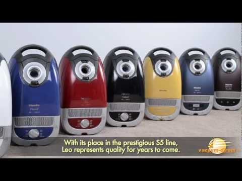 Why Buy a Miele Leo Canister Vacuum?