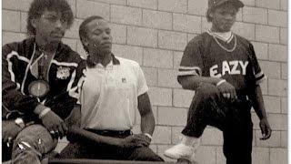"""Eazy-E Dr. Dre """"The Defiant Ones"""" Documentary"""