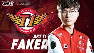 SKT vs. MSF  | Quarterfinals Day 2 | 2017 World Championship | SK telecom T1 vs. Misfits Gaming