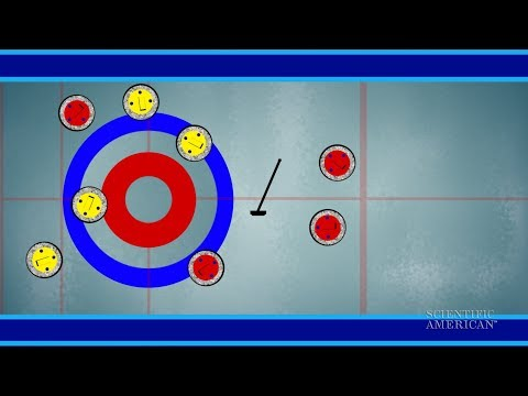 Why Do Curling Stones Curl?