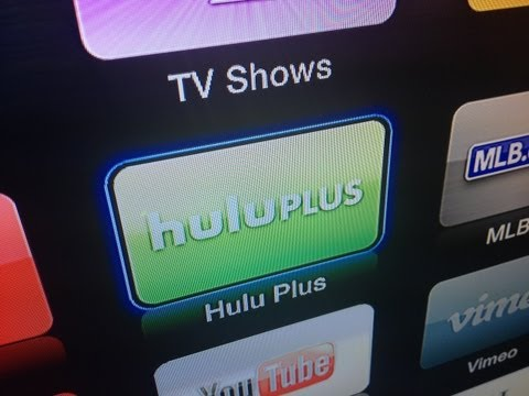 Hulu Plus is on the AppleTV!