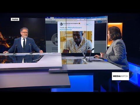 #MamoudouGassama: Malian migrant is man of the hour