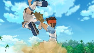download inazuma eleven strikers go 2013 for pc (hacks for dolphin)