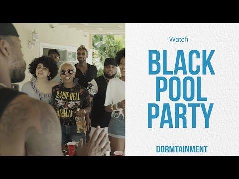 Black Pool Party I DT Skit