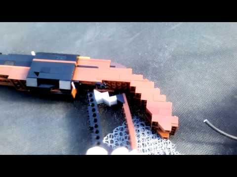 Lego scouts scattergun