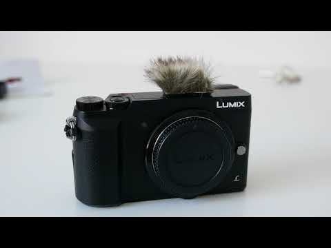 Micromuff Skinny Wind Noise Reduction for Compact Cameras - Review and Test