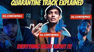 Everything Good About QUARANTINE by Talhah Anjum x Talhah Yunus x KR$NA    Young Stunners  Kalamkaar
