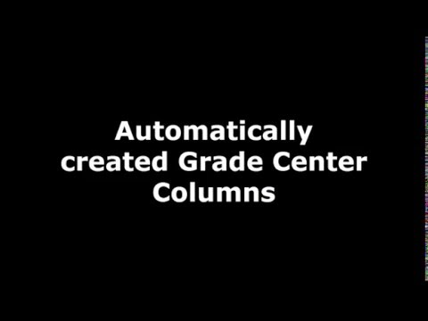 Automatically Created Columns