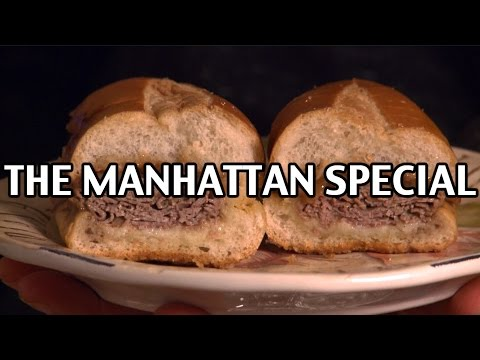How to Make the Best Hot Roast Beef Sandwich Ever