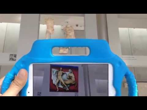 ACROPOLIS MUSEUM AUGMENTED REALITY