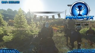 The Witcher 3 Wild Hunt - All Horse Races & Locations (Fast and Furious Trophy / Achievement Guide)