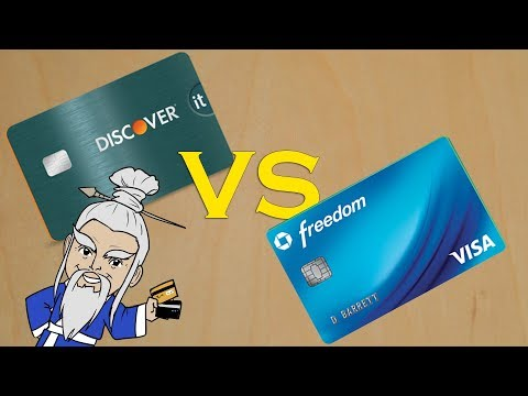 Discover it Card VS Chase Freedom: Which is Better?