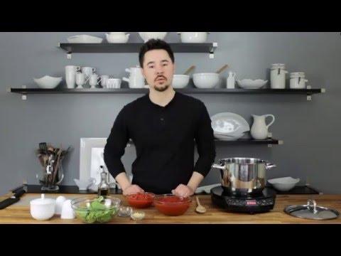 Easy Marinara Sauce - BestRecipes with Drew Maresco