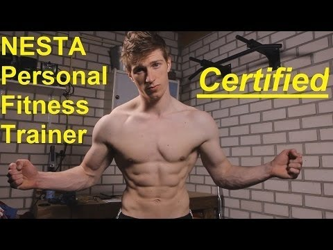 NESTA Certified Personal Trainer Course: A Cheap, Useful And Short Way To A PFT Certificate