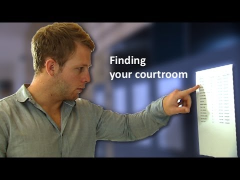 LawAccess NSW - Finding your courtroom