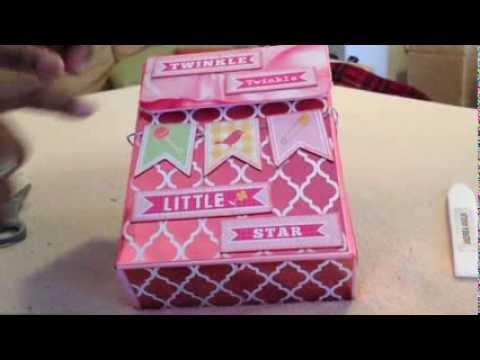 Gift Card Gift Box Baby
