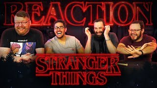 Stranger Things 3 | Official Trailer REACTION!!