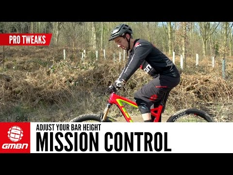 Adjust Your Bar Height | Mission Control