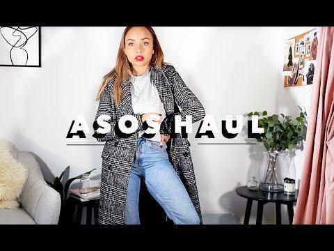 HUGE ASOS HAUL! THE BEST FINDS | Samantha Maria