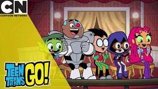 Teen Titans Go! | Titans Off To the Opera | Cartoon Network UK 🇬🇧
