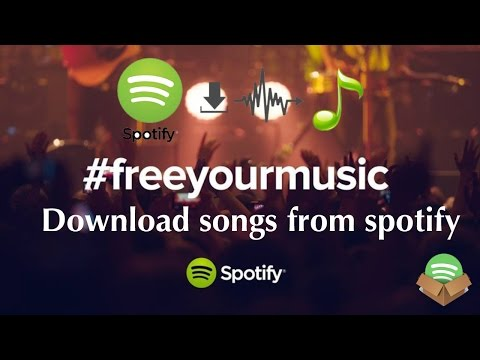 Download Spotify Music to PC or MAC For Free!