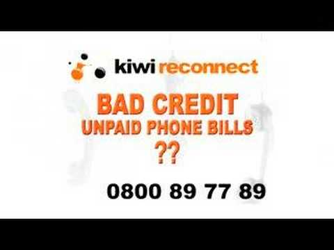 Kiwi Reconnect - Prepaid Home Phone Service