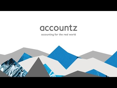 How do I personalise the columns in Business Accountz?