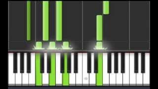TITANIC TUTORIAL PIANO FACIL Y PARTITURA