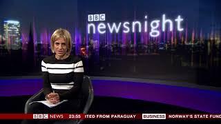BBC Snooze: Newsnight in dreamland
