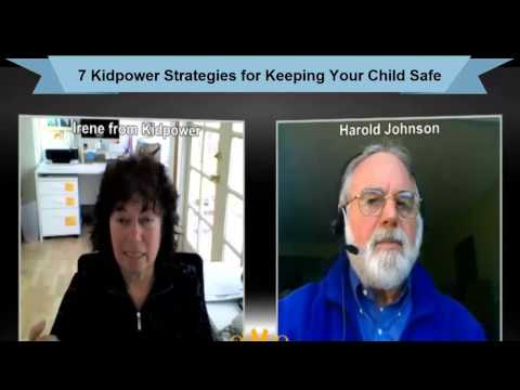 Introduction: 7 Kidpower Strategies for Keeping Your Child Safe