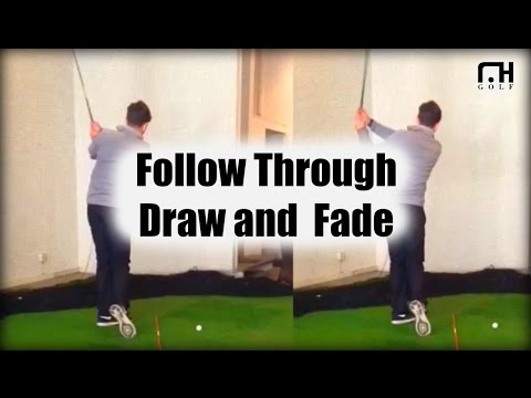 How to Draw and Fade: Butch Harmon's Best Follow through Drill