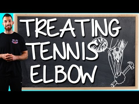 Tennis Elbow Treatment | Tennis Elbow Exercises, Symptoms, Relief, Cure, Causes, Massage, Support