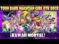 Download Video Download TOON DARK MAGICIAN GIRL OTK DECK   ¡LA LOLI QUE HACE OTK! - DUEL LINKS 3GP MP4 FLV