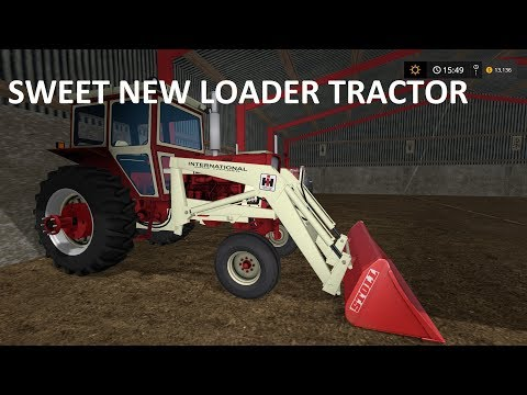 Farm Sim Saturday adding to the tractor collection and new equipment buy