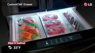 LG InstaView™ Door-in-Door® Refrigerators: Feature Spotlight