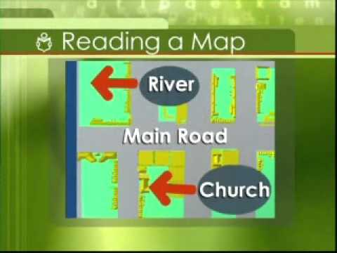 Read Write Now 3 Programme 4 Learning Point 3 - Reading a Map