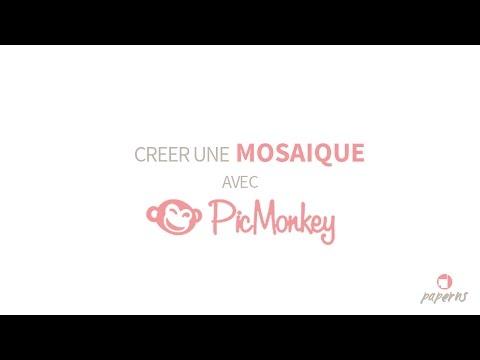 Collage Picmonkey: comment créer une mosaïque de photos