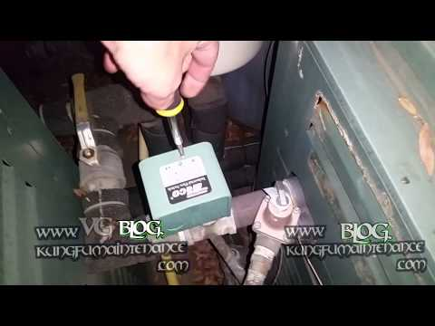 Most Often Common Cause For No Hot Water Boiler Call Out Maintenance Repair Survival Video