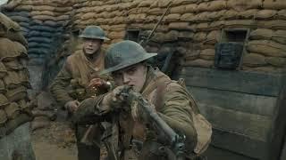 1917  (2019) trenches scene       Moveclip