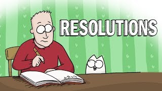 New Year Resolutions - Simon