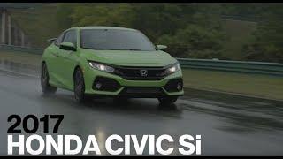 Honda Civic Si Hot Lap at VIR | Lightning Lap 2017 | Car and Driver