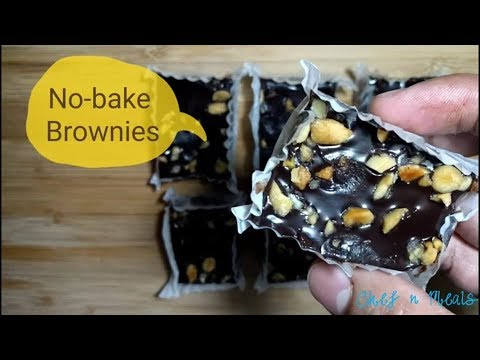 No-bake Brownies w/ Complete Costing | Chocolate Fudge | How to Make No Oven Brownies