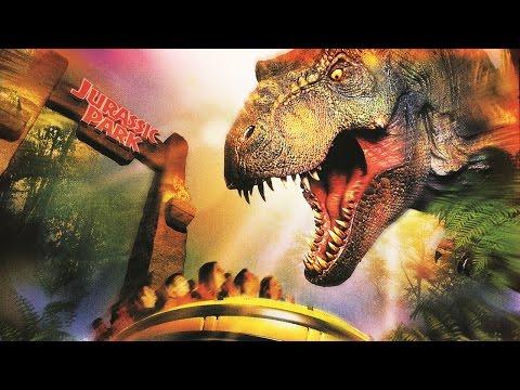 Jurassic Park Universal Studios Theme Park - MasterCard Commercial Dinosaur