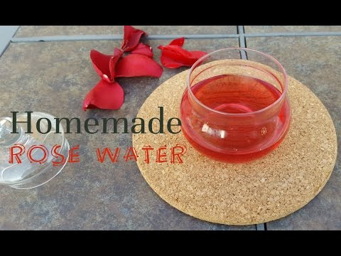 HOW TO make rose water at home |Easy and simple rose water DIY