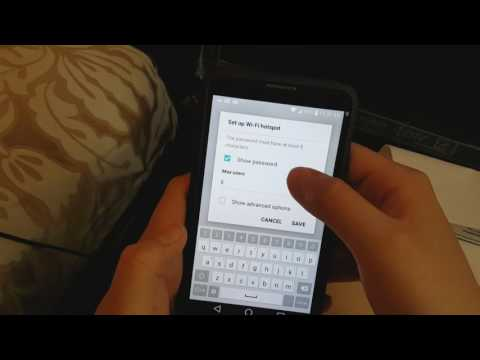 How to set up and activate mobile hotspot (Boost Mobile) HD