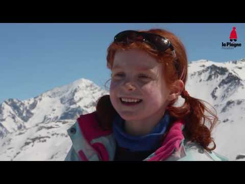 [ENG] Why families love skiing in la Plagne