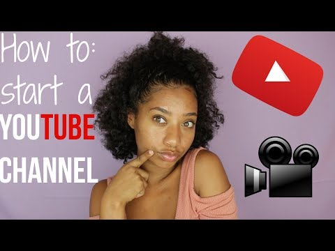How to Start a Youtube Channel/My Advice  Tatyana Celeste ❤︎